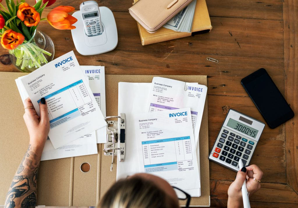 how to do accounting for small business in india